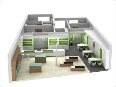 einraum b ro f r planung und gestaltung innenarchitektur. Black Bedroom Furniture Sets. Home Design Ideas